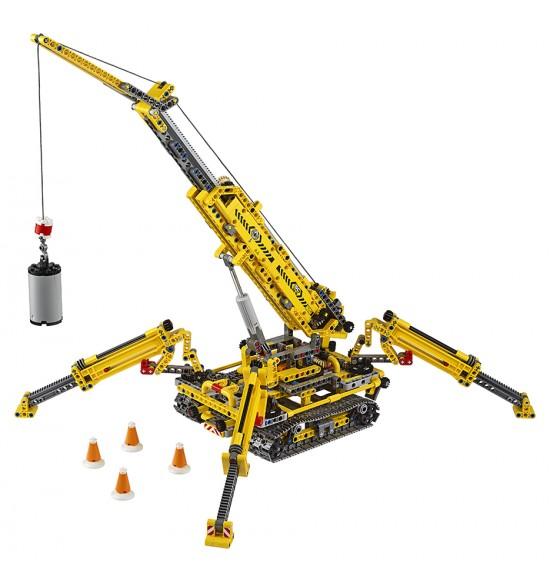 LEGO Technic 42097 Kompaktný pásový žeriav