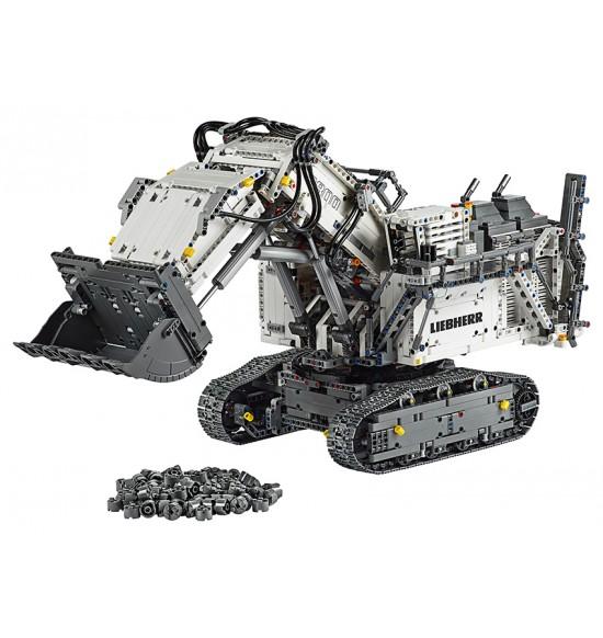 LEGO 42100 Bager Liebherr R 9800