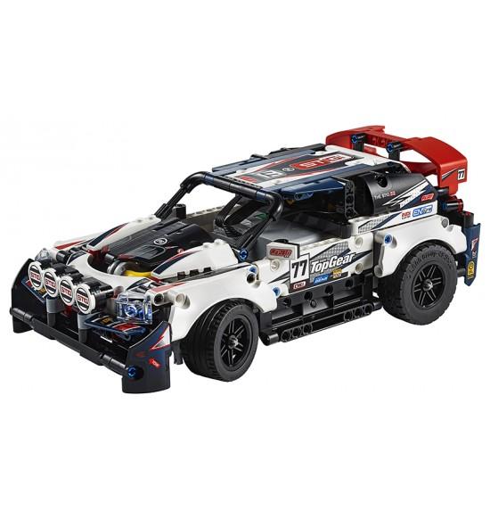 LEGO 42109 RC Top Gear pretekárske auto