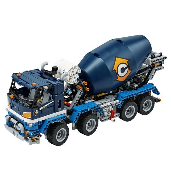 LEGO 42112 Nákladiak s miešačkou na betón