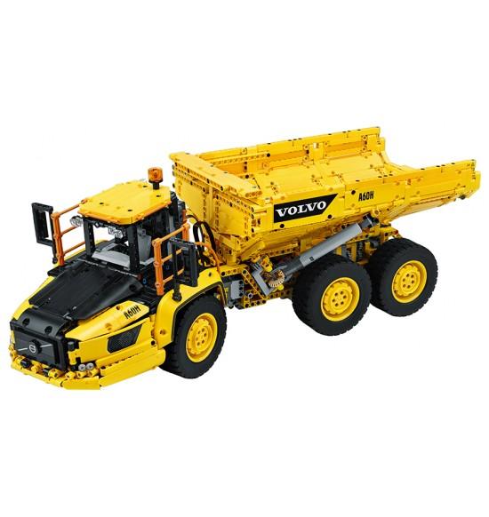 LEGO 42114 Kĺbový nakladač Volvo 6x6