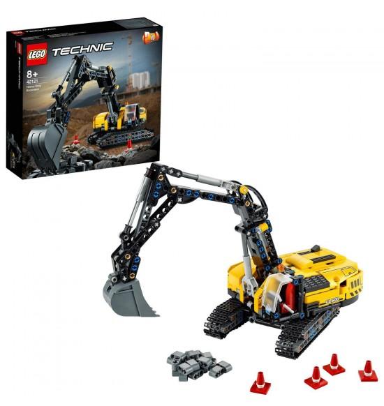 LEGO 42121 Pásový bager