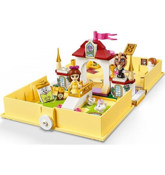 LEGO 43177 Bella a jej rozprávková kniha dobrodružstiev
