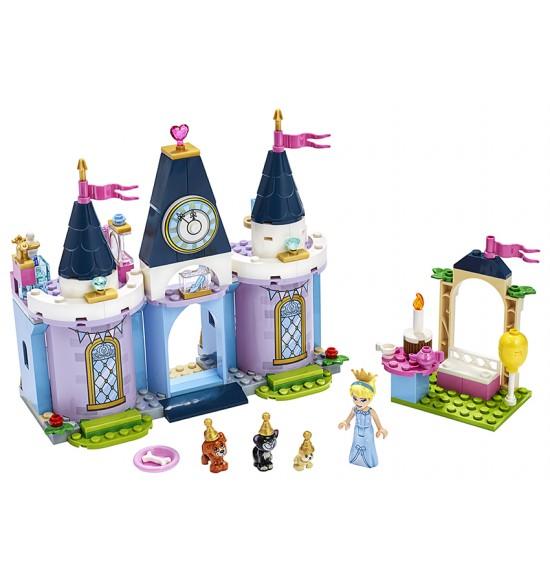 LEGO 43178 Popoluška a oslava na zámku