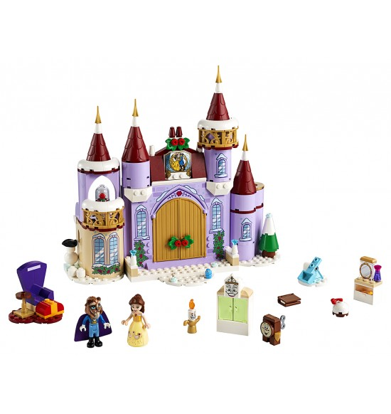 LEGO 43180 Bella a zimná oslava na zámku