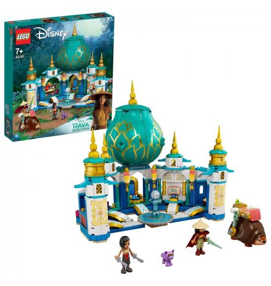 LEGO 43181 Raya a Palác srdca