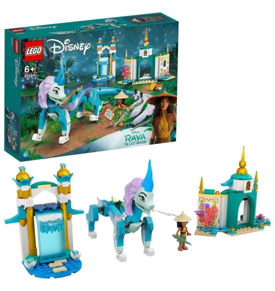 LEGO 43184 Raya a drak Sisu