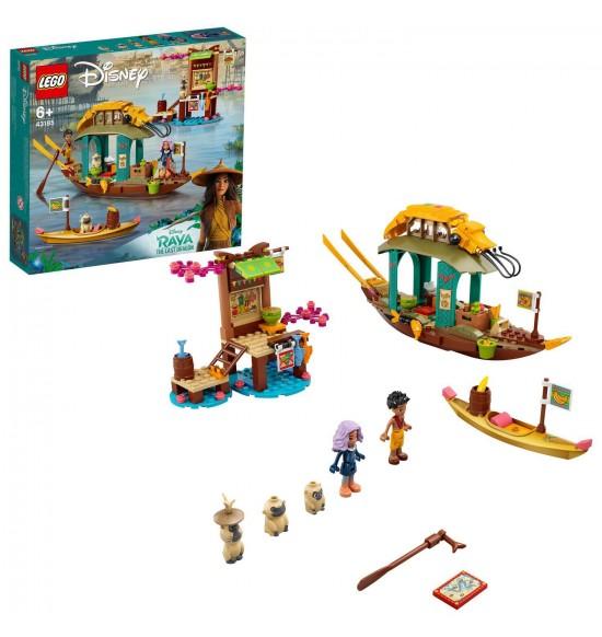 LEGO 43185 Boun a jeho loď