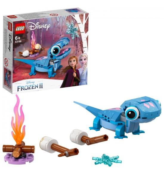 LEGO 43186 Salamander Bruni – zostaviteľná postavička