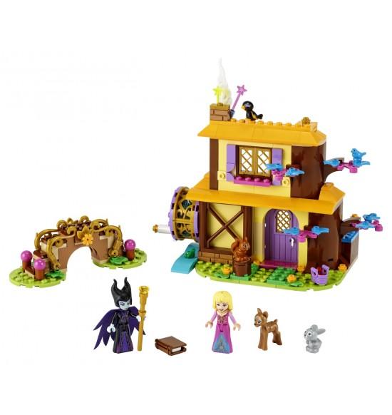 LEGO 43188 Šípková Ruženka a lesná chalúpka