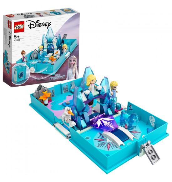 LEGO 43189 Elsa a Nokk a ich rozprávková kniha dobrodružstiev