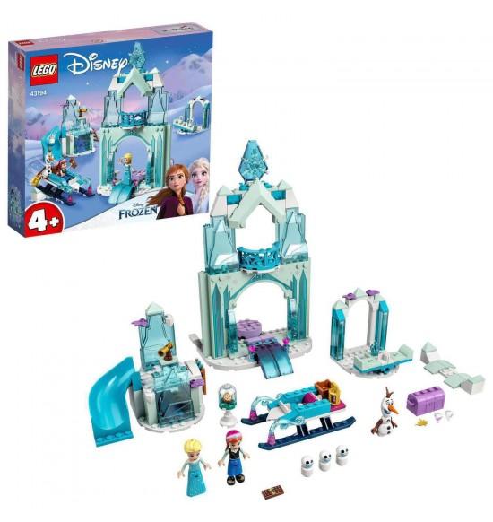 LEGO 43194 Ľadová ríša divov Anny a Elsy