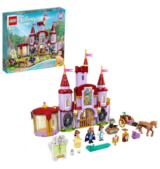 LEGO 43196 Zámok Krásky a zvieraťa