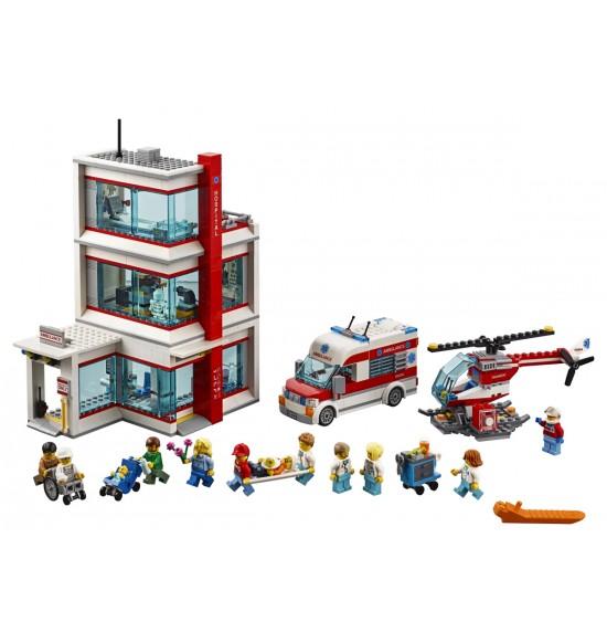LEGO City 60204 Nemocnica LEGO City