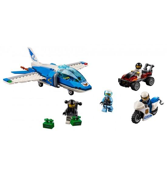 LEGO City 60208 Zatknutie zlodeja na padáku