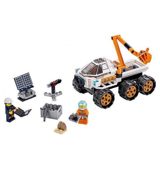 LEGO City 60225 Skúšobná jazda prieskumného vozidla
