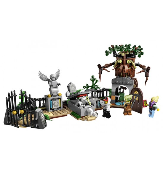 LEGO  70420 Záhada na cintoríne