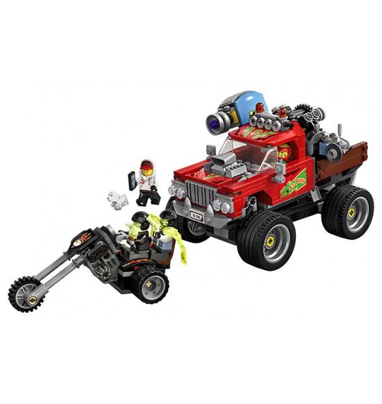 LEGO  70421 El Fuegov nákladiak