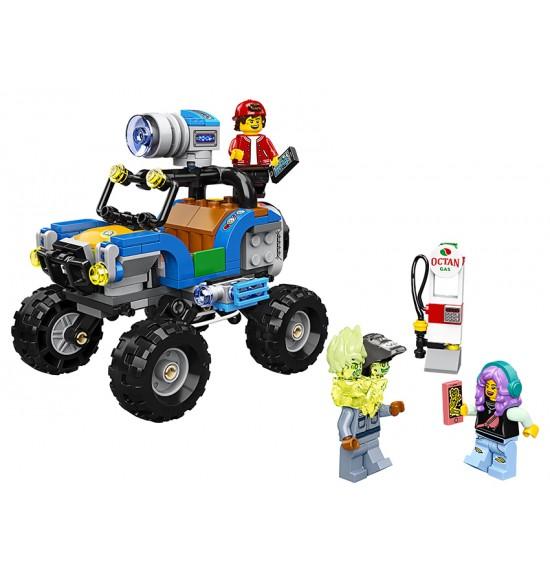 LEGO 70428 Jack a plážová bugina