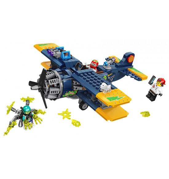 LEGO 70429 El Fuegovo kaskadérske lietadlo