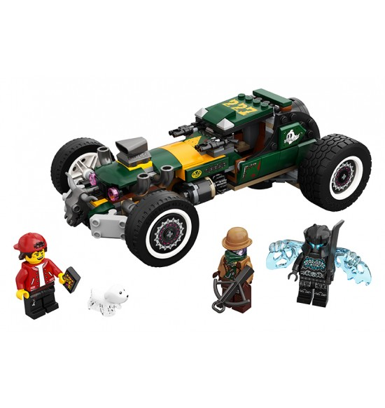 LEGO 70434 Nadprirodzené pretekárske auto