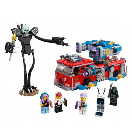LEGO 70436 Prízračné hasičské auto 3000