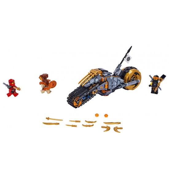 LEGO Ninjago 70672 Coleova terénna motorka
