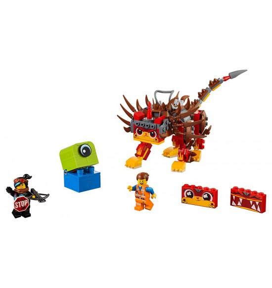 LEGO Movie 70827 Ultrakatty a bojovníčka Lucy!