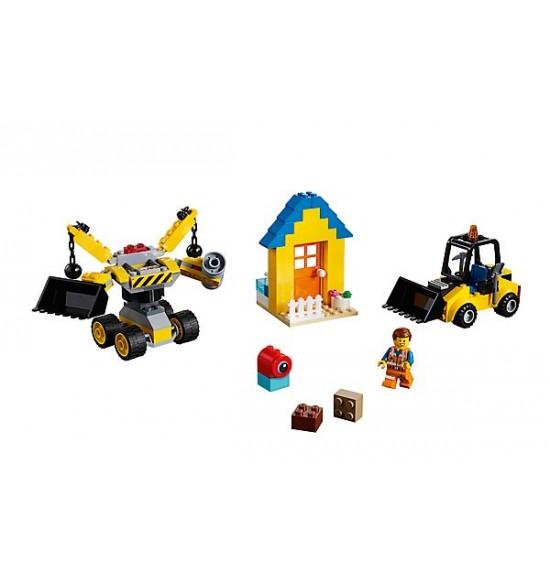 LEGO 70832 Emmetov kreatívny box!