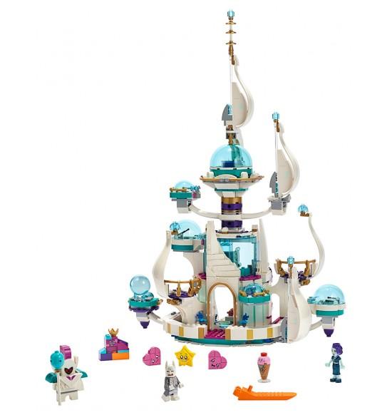 """LEGO Movie 70838 """"Hrôzostrašný"""" vesmírny palác kráľovnej Watevry"""