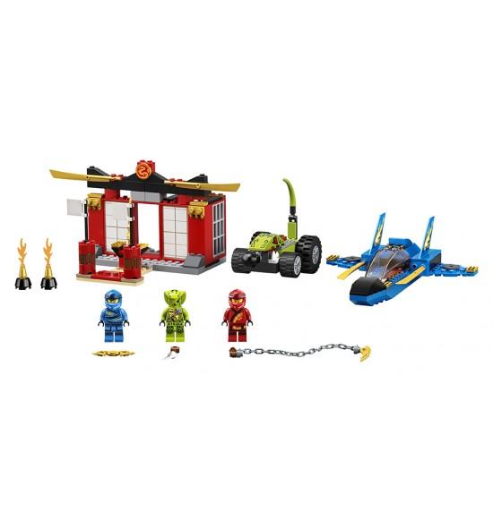 LEGO 71703 Bitka s búrkovým štítom