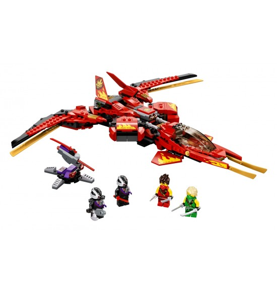 LEGO 71704 Kaiov letún