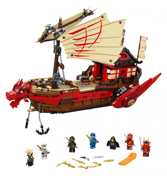 LEGO 71705 Odmena osudu