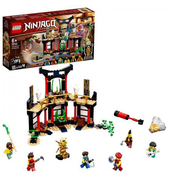 LEGO 71735 Turnaj živlov
