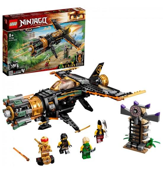 LEGO 71736 Strelec balvanov