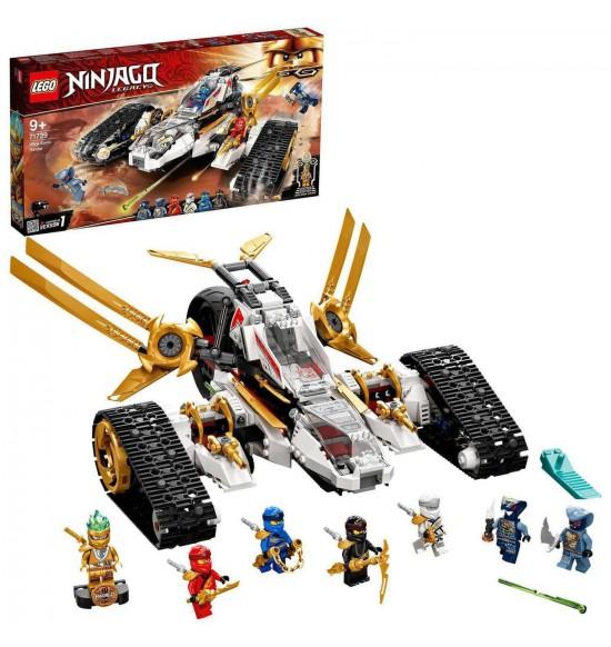 LEGO 71739 Nadzvukový útočník