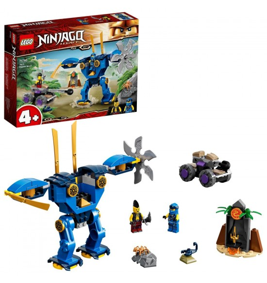 LEGO 71740 Jayov elektrorobot