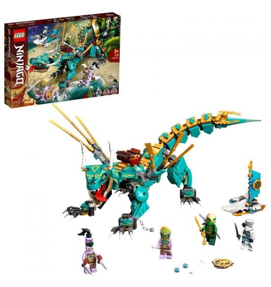 LEGO 71746 Drak z džungle