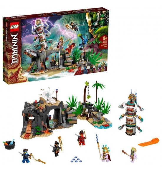 LEGO 71747 Dedina strážcov