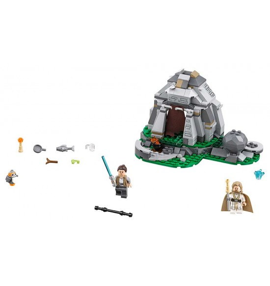 LEGO Star Wars 75200 Tréning na ostrove planéty Ahch-To