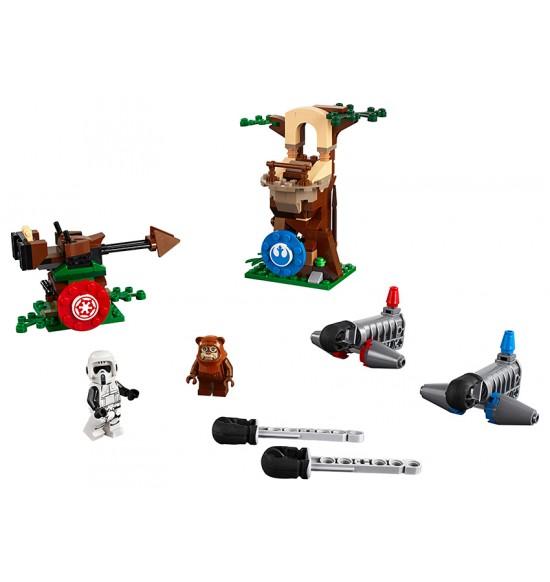 LEGO Star Wars 75238 Napadnutie na planéte Endor™
