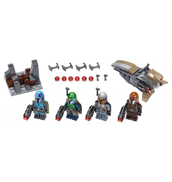 LEGO 75267 Bojová jednotka Mandalorianov