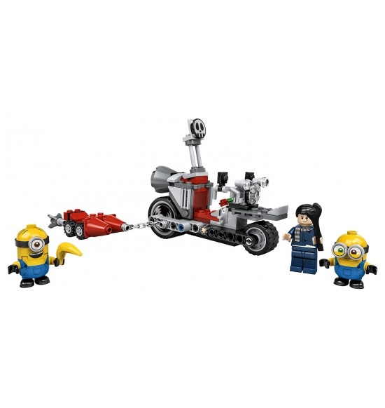 LEGO 75549 Divoká naháňačka na motorke