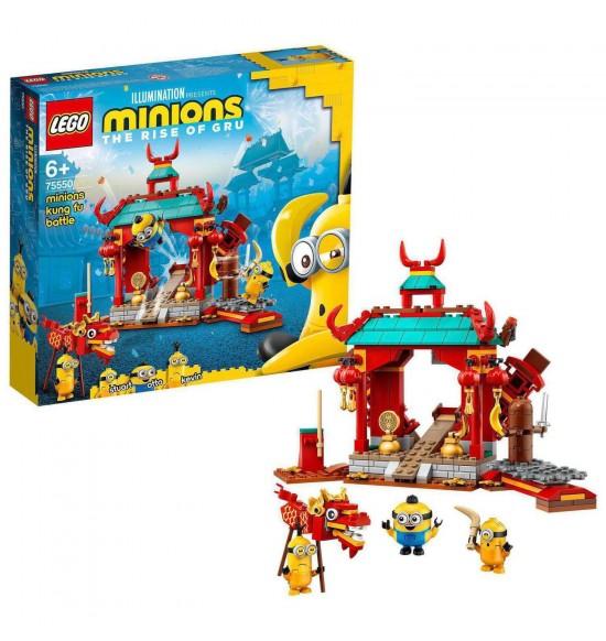 LEGO 75550 Mimoňský kung-fu súboj