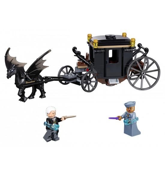 LEGO  75951 Grindelwaldov útek