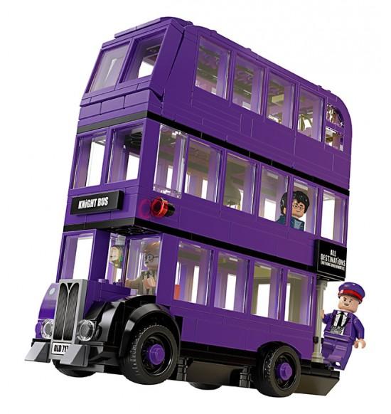 LEGO Harry Potter 75957 Rytiersky autobus
