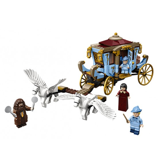 LEGO Harry Potter 75958 Kočiar z Beauxbatonsu: Príchod do Rokfortu™