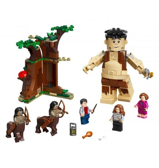 LEGO 75967 Zakázaný les: Stretnutie Grawpa s profesorkou Umbridgeovou
