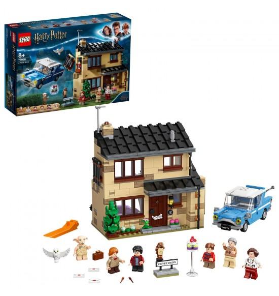 LEGO 75968 Privátna cesta 4