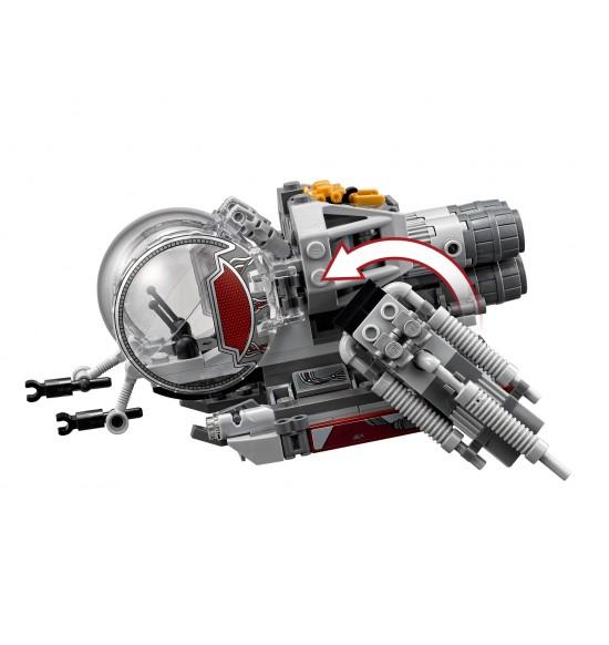 LEGO Super Heroes 76109 Bádatelia v kvantovej sfére